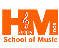 Happy Minds School Of Music logo