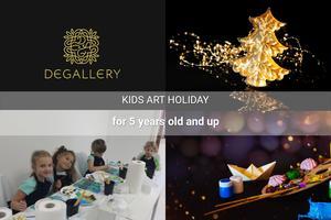 Kids Art Holidays