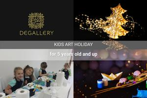Kids Art Holidays