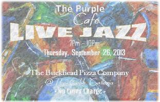 LIVE Jazz from the Purple Cafe