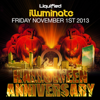 Illuminate - Sasha Halloween Bash 11.01
