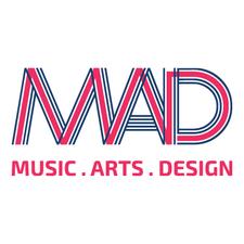 MAD - Music, Arts, Design logo