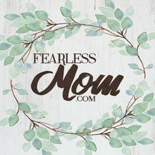 Fearless Mom logo