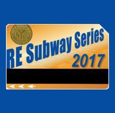 Real Estate Subway Series  logo