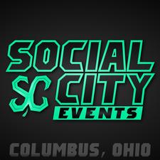 Social City Events logo