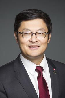 Geng Tan, Member of Parliament for Don Valley North logo