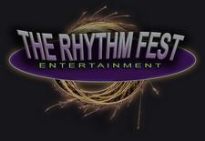 THE RHYTHMFEST ENTERTAINMENT logo