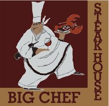 Big Chef Steakhouse logo
