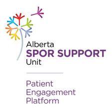 Patient Engagement Platform, Alberta SPOR SUPPORT Unit (AbSPORU) logo