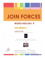 Join Forces World AIDS Day