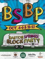 Barton Springs Block Party Benefitting HAAM - Weekend 2