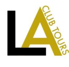 LA CLUB TOURS  logo
