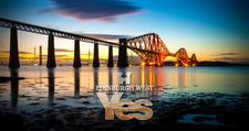 YES Edinburgh West logo