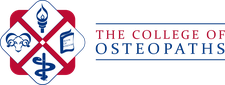 The College of Osteopaths logo
