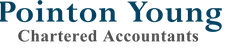 Pointon Young Chartered Accountants logo