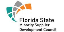 Florida State Minority Supplier Development Council (FSMSDC) logo