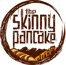 The Skinny Pancake Burlington logo