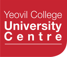 Yeovil College University Centre logo
