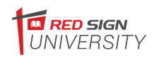 Red Sign University logo