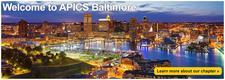 APICS Baltimore Chapter logo