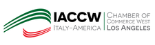 Italy-America Chamber of Commerce West logo