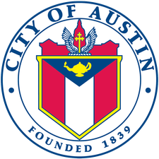 City of Austin Urban Trails Program  logo