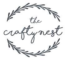 The Crafty Nest logo
