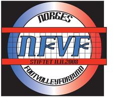 Norges Footvolleyforbund logo