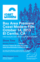 Bay Area Premiere of Coast Modern + Talk