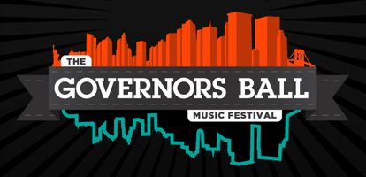 The Governors Ball Music Festival 2012 - ALL ACCESS VIP