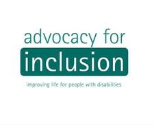 Advocacy for Inclusion logo