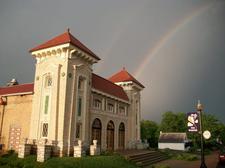 Webster Groves Concert Hall - Ozark Theatre logo