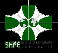 SHPE at MSU logo