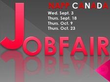 NAPP CANADA JOBFAIRS logo