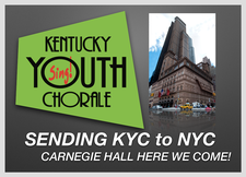 Kentucky Youth Chorale logo
