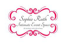 Sophie Ruth Intimate Event Space  logo