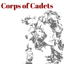 University of Alabama Corps of Cadets logo