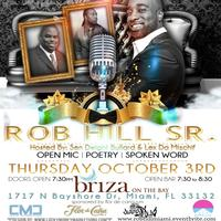 An Intimate Evening with Rob Hill Sr.  (Hosted by Sen....