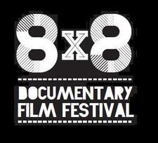 8x8 Film Festival - Samuel Beckett Theatre, Trinity College Dublin - 14th October to 18th October  logo