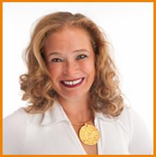Sylvia Becker-Hill, Founder of Über Women International logo