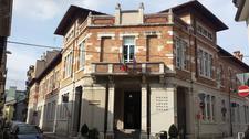 Biblioteca Comunale di Monfalcone logo