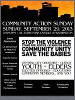 Community Action Sunday
