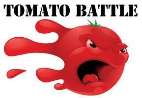 Texas Tomato Battle