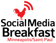 Social Media Breakfast - Minneapolis/St. Paul logo