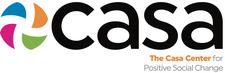 The Casa Center for Positive Social Change  logo