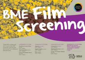 UCLU BHM 2013 | Film Screening 'Curse of the Golden...