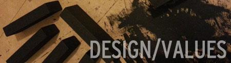 Design & Design Values: design thinkers and policy...