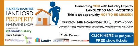 Landlord Investment Show (Buckinghamshire)