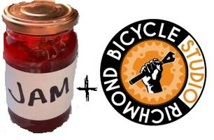 Post Gran Fondo Jam at Richmond Bicycle Studio