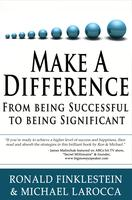Book Signing - Make a Difference